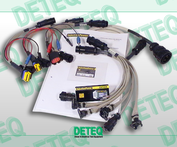 ERT45R programming kit to test the rotary Delphi DPCN pumps.