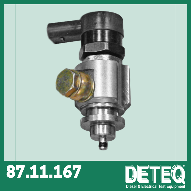 DRV valve (higher flow-rate) with mounting kit on 87.11.030A (HP0 / CP2 / CUMMINS applications)